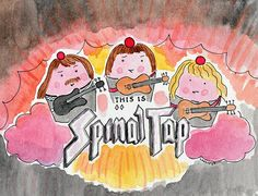 best thing ever: Spinal Tap cupcakes