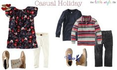 Casual Holiday Outfits
