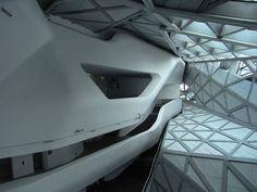shape with rounded edges (by Zaha Hadid)