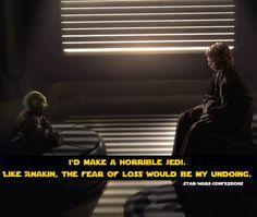 Star Wars Confessions
