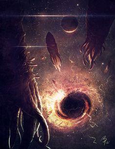 Borja Pindado: Myths Lovecraftnianos (II) - Azathoth