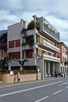 Cesare Cattaneo, Casa Du0027Affito, Cernobbio, Recent Photo