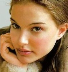 Natalie Portman was my inspiration for Skye Williams in October Breezes and Summer Sunsets.