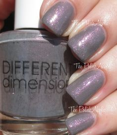 Different Dimension Fall 2014 Cosmologically Speaking Collection Swatches - Speed of Light