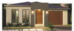 Nova, Modern House Plans, New Home Designs - Metricon Homes - Queensland