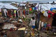 """Not """"interesting enough"""" to be in the news anymore, the Philippines will be in crisis trying to rebuild for years."""