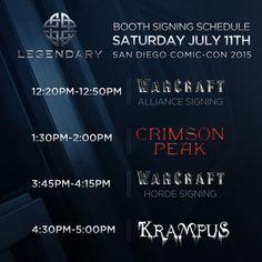 Warcraft Movie to Debut at SDCC