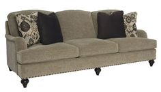 Toni Elton Merton Floor Pillow Living Room | Bernhardt