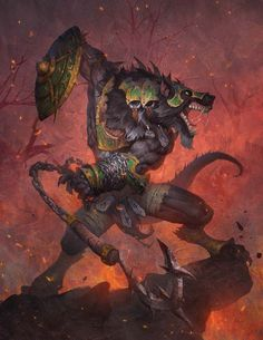 D D Characters, Fantasy Characters, Dnd Monsters, Fantasy Monster, Creature Concept, Fantasy Art, Fantasy World, Character Portraits, Fantasy Character Design