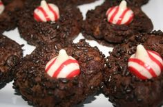 christmas cookie ideas   Christmas Cookie Winner! Double Chocolate Chip Peppermint Cookies ...