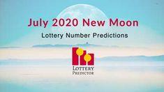 Lottery Predictor Winning Lotto, Winning Lottery Numbers, Winning Numbers, Play Lottery, 100 Million Dollars, Lottery Drawing, State Lottery, Pick 3, New Moon