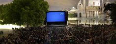 Kino unter Sternen Open Air @ Karlsplatz Wien, von 27.Juni - 19.Juli 2014 Afterimage Productions / Agentur Pyrker 27 Juni, Open Air, Cinema, Stars, Projects
