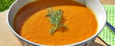 Gut Healing Alkaline Soup - description of the benefits of each ingredient is of particular interest.