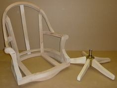 Executive Desk Chair Frame