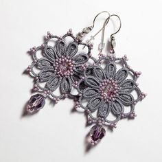 Patterns, inspiration, ideas, motivation to perform tattings lace, jewelry, decorations, gifts and much more! You are invited to watch.