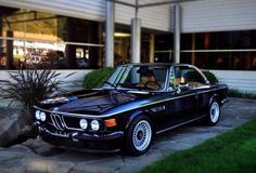 1974 BMW 3.0cs Dreamcar