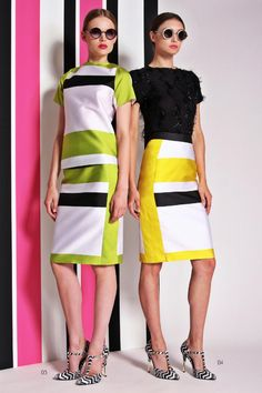 christian siriano collection | Christian Siriano / Resort 2014 Collection