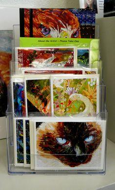 Ova offers a variety of artists work.
