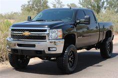 lifted full size Chevy trucks Ford Girl, Chevy Girl, Denali Truck, New Chevy, Lifted Trucks, Chevy Trucks, Lift Kits, Chevrolet Silverado, Dodge