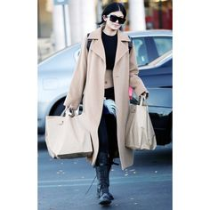 Host Pick!Celeb Inspired Jones New York Coat This style of coat can be seen on style icon Kylie Jenner. It's a beautiful tan/camel color that will match with everything. Sleeves can be rolled up and worn with a crop top, some distressed jeans, and heels or dress it up and throw it over your shoulders to glam up (Kim Kardashian pulls this look off all the time)! Like new condition! Size: Petite Large, Brand: Jones New York Jones New York Jackets & Coats Trench Coats