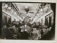 Subway Photograph, Walker Evans. American, New York City, 1938 - 1941: Getty Museum