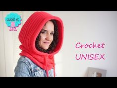 Crochet Hood, Bonnet Crochet, Crochet Beanie, Crochet Shawl, Knitted Hats, Knit Crochet, Crochet Crafts, Crochet Projects, Crochet Square Patterns