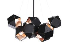 Welles Central pendant light by Gabriel Scott
