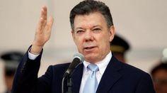 Juan Manuel Santos dice que venezolanos son siempre bienvenidos en Colombia | foto: archivo