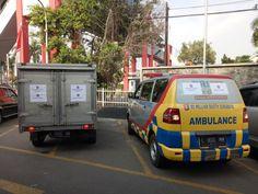 Surabaya, Lombok, Ambulance, Facebook, Earth Quake, Indonesia, Army, Island, First Aid