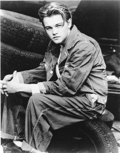 lorddicaprio: Leonardo DiCaprio, 1995.... - it's magic