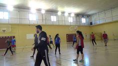 Esto no es rugby, con indiaca 00391 Juegos Motores #Juegosmotores #inef #ccafd #ugr #educacionfisica #physicaleducation @Fac_Deporte_UGR @UGRdivulga
