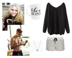 """""""Fanfics #Ravina"""" by rain-478 ❤ liked on Polyvore featuring 2nd Day, Moon and Lola and Justin Bieber"""