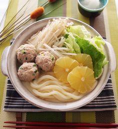 塩レモン鍋うどん   うどんレシピ   テーブルマーク株式会社
