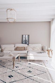 Söderhamn Sofa, Interior And Exterior, Interior Design, Vintage Sofa, Living Room Inspiration, Home Decor Furniture, Apartment Living, Decoration, Home And Living