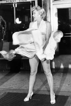 ❤ Marilyn Monroe ❤ The Seven Year Itch (1955) ❤ #Marilyn #Monroe #Old_Hollywood