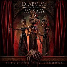 Diabulus in Musica – Dirge for the Arcons. One of my favorite albums of all time. There is so much unbelievable talent in this album. Entertaining from beginning to end.