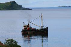 Puffer Steamboat