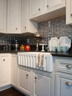 As seen on Flipping the Block...Curtis and Amanda: Kitchen, After