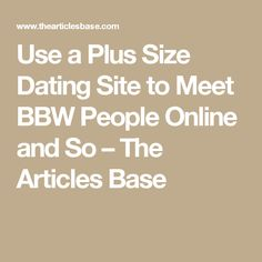 varniai bbw dating site Whatever sites, apps, and dating strategies you put your energy into, make sure  you use this site.