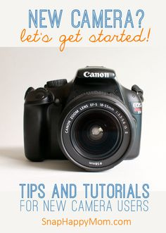 New Mom = New Fancy Camera.  I'm in love with this blog: SnapHappyMom & this tip guide saved me: New Camera Tips and Tutorials.