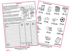 Six differentiated maths or ICT activities to help the elves complete an emergency order form.