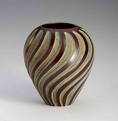 Love the movement in this piece. Emily Myers Carved Ball 15cm