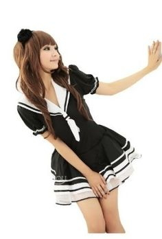 I found ' Japanese School Girl Costume Dress -2012 High Quality Model.- Anime Cosplay ' on Wish, check it out!