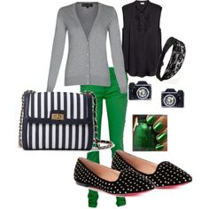 Back to School Slytherin Hogwarts Outfit, Slytherin Clothes, Business Professional Outfits, Business Chic, Big Girl Fashion, Work Fashion, Womens Fashion, Woman Outfits, Chic Outfits
