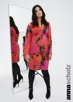The Curvy Fashionista   Anna Scholz White Label Fall 2015 Collection