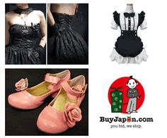 Get Lolita Fashions from Japan! All Diy! Love this blog!