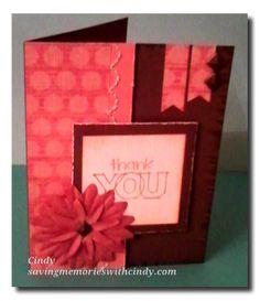 CTMH. CTMH Cards, CTMH Sarita