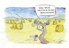 #cartoon #humor #worms #heu