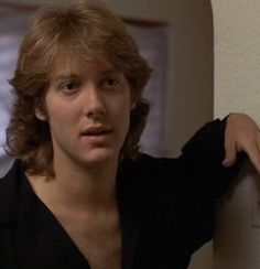 James again, in Sex,lies and videotape. VP: I fell in love with his hair in this movie! What a hottie!