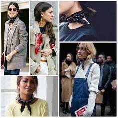 Fall 2015, is the bandana still on trend? // Oil & Grain
